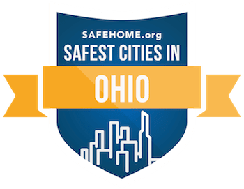 Safest Cities Badge Ohio