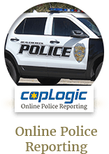 Online Police Reporting